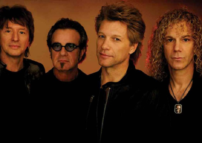 Rocking In The Free World - Bon Jovi