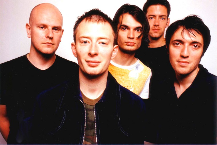 The Daily Mail - Radiohead