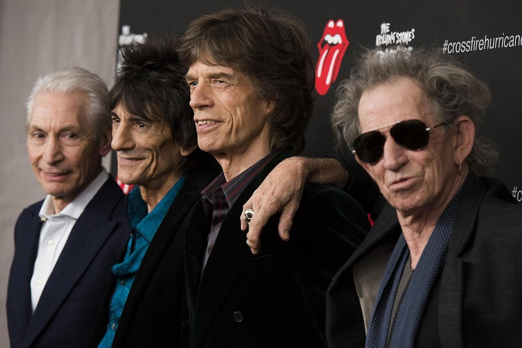 Anybody Seen My Baby? - Rolling Stones