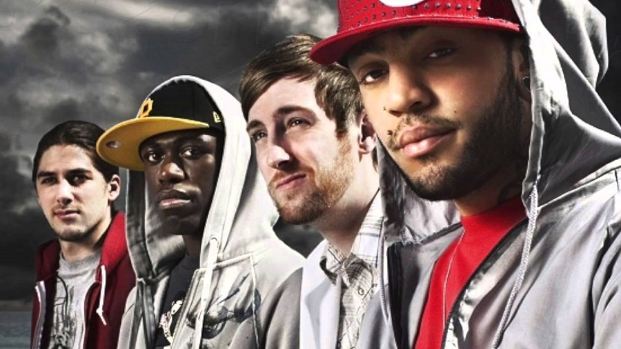 Guilty As Charged - Gym Class Heroes feat. Estelle