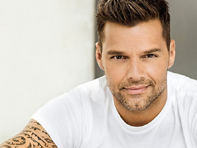 She's All I Ever Had - Ricky Martin