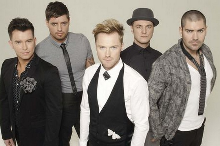 Wherever I Lay My Hat (That's My Home) - Boyzone