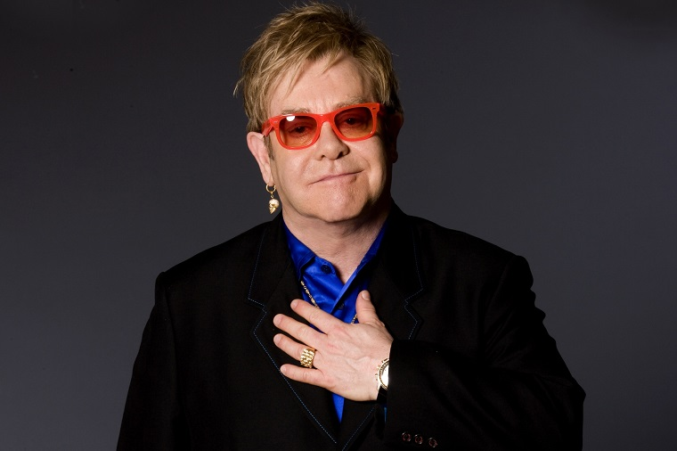 All That I'm Allowed (I'm Thankful) - Elton John