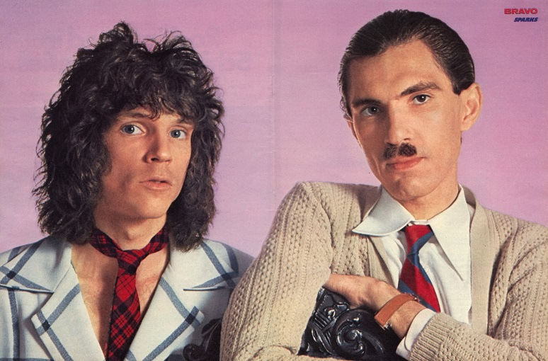 This Town Ain't Big Enough For The Both Of Us - Sparks