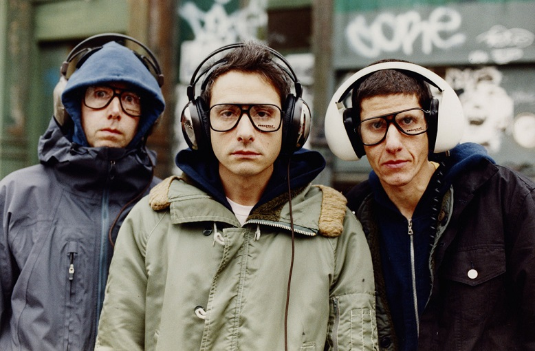 Right Right Now Now - Beastie Boys