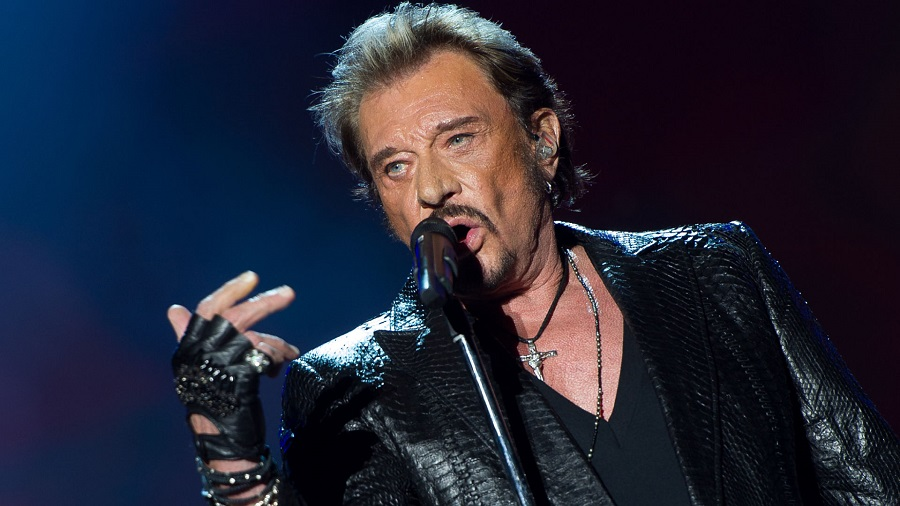 Le Temps Passe - Johnny Hallyday & Ministere Amer