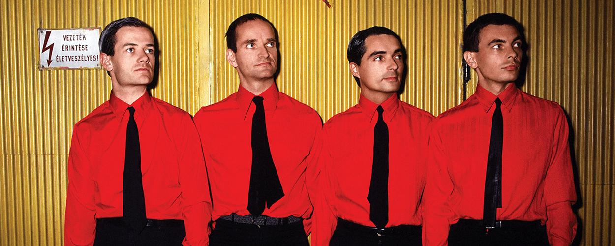 The Model - Kraftwerk