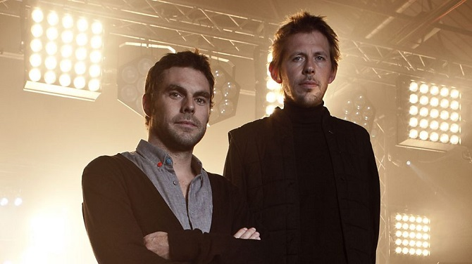 History - Groove Armada & Will Young