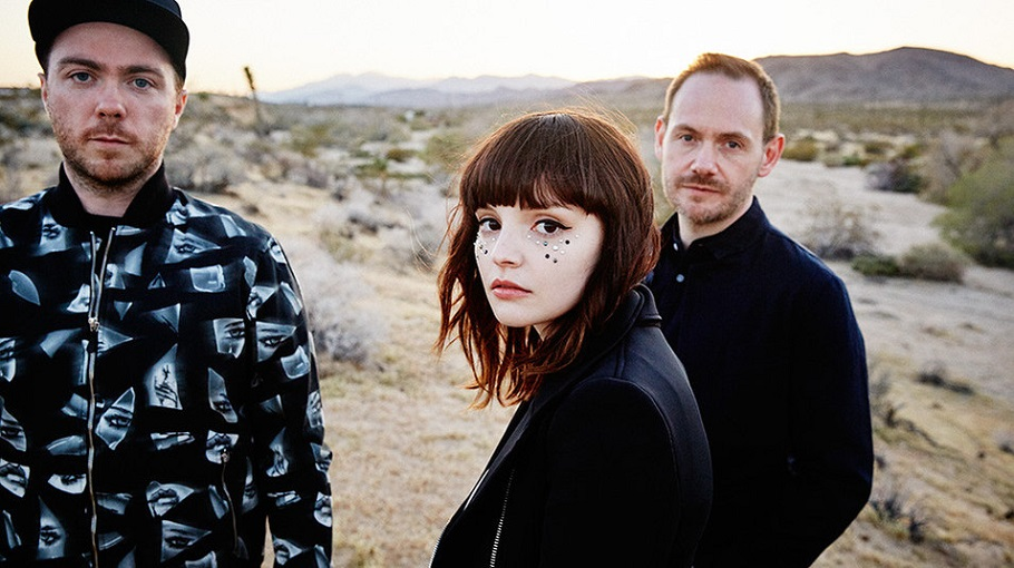 Clearest Blue - Chvrches