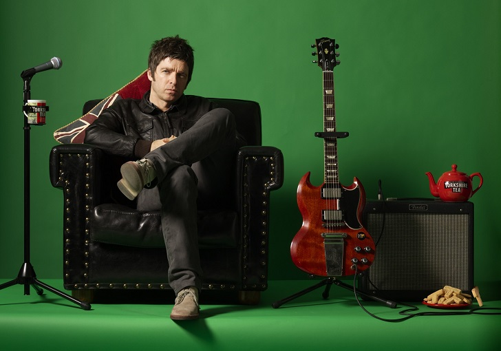 Ballad Of The Mighty I - Noel Gallagher's High Flying Birds