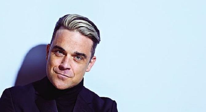 Dream A Little Dream - Robbie Williams & Lily Allen