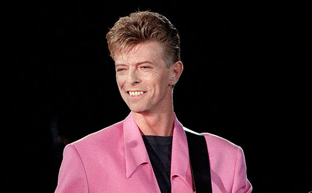 The Stars (Are Out Tonight) - David Bowie