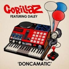 Doncamatic - Gorillaz