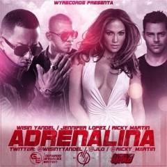 Adrenalina - Wisin & Jennifer Lopez & Ricky Martin