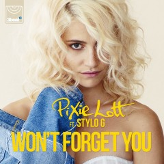 Won't Forget You - Pixie Lott feat. Stylo G
