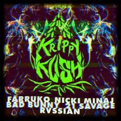 Krippy Kush (Remix) - Farruko, Nicki Minaj, Bad Bunny, 21 Savage & Rvssian