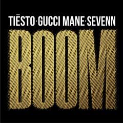 Boom - Dj Tiesto & Gucci Mane & Sevenn
