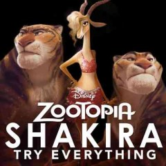 Try Everything - Shakira