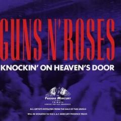 Knockin' On Heaven's Door - Guns N Roses