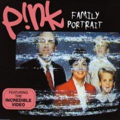 Family Portrait - Pink