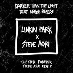 Darker Than The Light That Never Bleeds (Remix) - Linkin Park