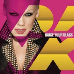 Raise Your Glass - Pink