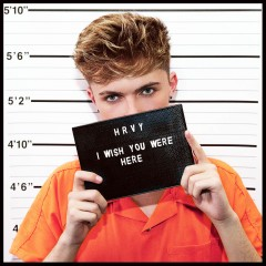 I Wish You Were Here - Hrvy