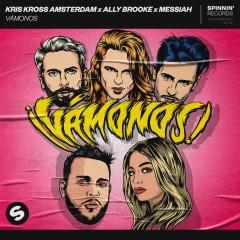 Vamonos - Kris Kross Amsterdam Feat. Ally Brooke & Messiah