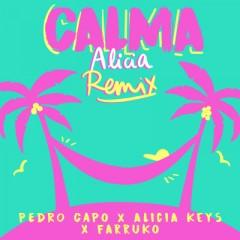 Calma (Remix) - Pedro Capo, Alicia Keys & Farruko
