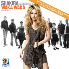 Waka Waka (This Time For Africa) - Shakira feat. Freshlyground