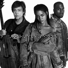 Four Five Seconds - Rihanna, Kanye West & Paul Mccartney