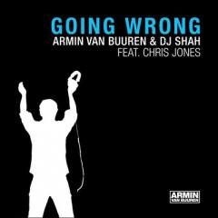 Going Wrong - Armin Van Buuren & Dj Shah feat. Chris Jones