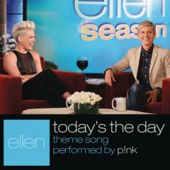 Today's The Day - Pink