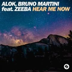Hear Me Now - Alok & Bruno Martini Feat. Zeeba
