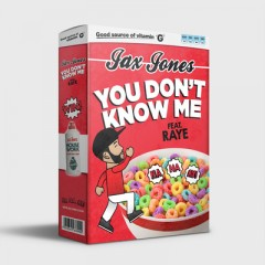 You Don't Know Me - Jax Jones Feat. Raye