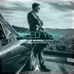 I Need You - Armin Van Buuren & Garibay feat. Olaf Blackwood