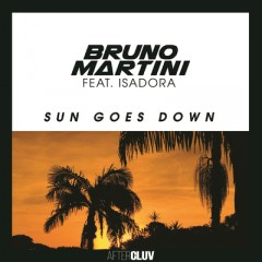 Sun Goes Down - Bruno Martini feat. Isadora