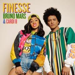 Finesse - Bruno Mars feat. Cardi B