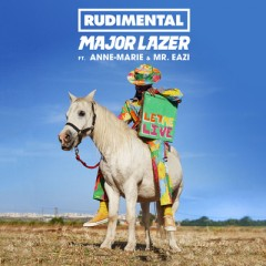 Let Me Live - Rudimental & Major Lazer Feat. Anne-Marie & Mr Eazi