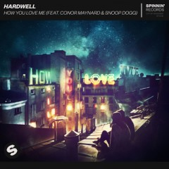 How You Love Me - Hardwell Feat. Conor Maynard & Snoop Dogg