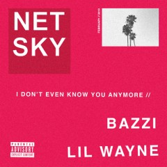 I Don't Even Know You Anymore - Netsky Ft Bazzi & Lil Wayne