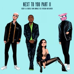 Next To You Part Ii - Becky G & Digital Farm Animals Feat. Rvssian & Davido