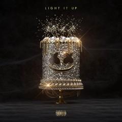 Light It Up - Marshmello feat. Tyga & Chris Brown