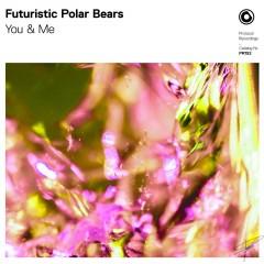 You & Me - Futuristic Polar Bears