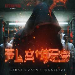 Flames - R3HAB & Zayn feat. Jungleboi
