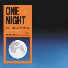 One Night - MK & Sonny Fodera feat. Raphaella