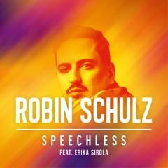 Speechless - Robin Schulz feat. Erika Sirola