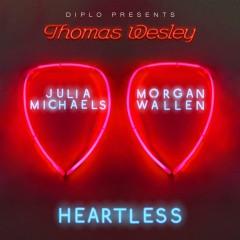 Heartless - Diplo & Julia Michaels feat. Morgan Wallen