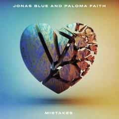 Mistakes - Jonas Blue feat. Paloma Faith