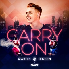 Carry On - Martin Jensen & Molow